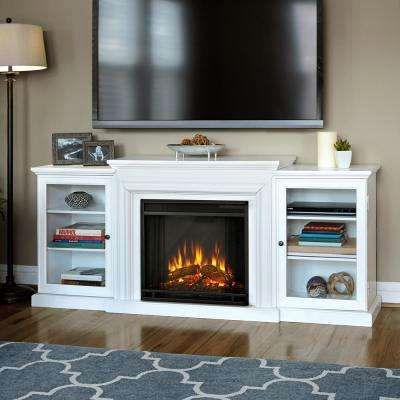 50 Awesome Console Table with Fireplace Pics