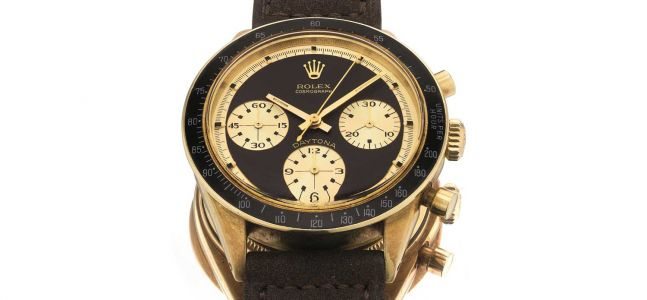 5 showstoppers from Phillip's recent HK$110.3 million Hong Kong watch auction