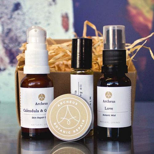 Be in to win one of three Archeus natural skincare gift boxes valued at $79