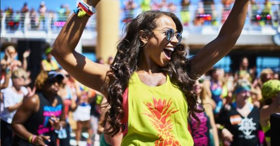 Five Reasons to Save the Date for the 2019 Zumba® Cruise