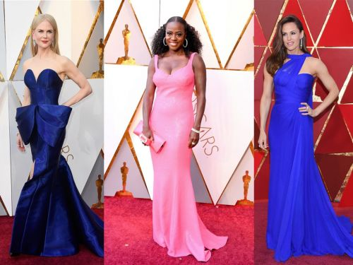 All The Most Heart-Stopping Looks On The Oscars Red Carpet