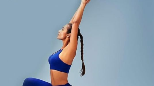 Malaika Arora's move of the week is Anjaneyasana. Here is how to do it