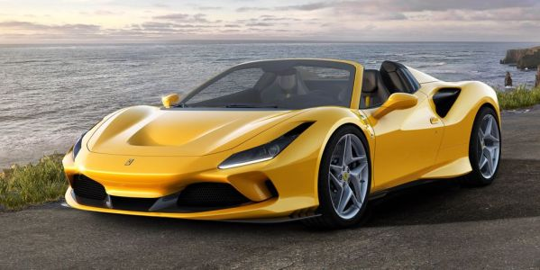 Feel the wind in your hair with the newly-launched Ferrari F8 Spider