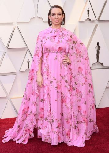 What Every Celebrity Wore to the 2019 Oscars, from Emilia Clarke to Awkwafina