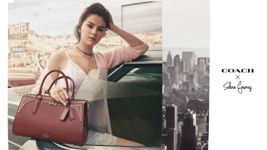 See the Campaign for Selena Gomez's Second Collaboration With Coach