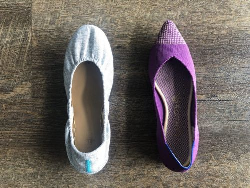 Rothy's vs Tieks: Which are the Most Comfortable Flats?