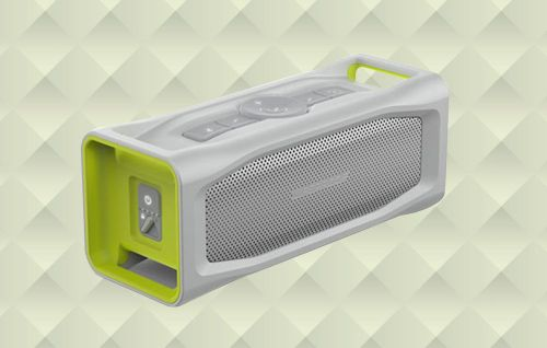 These Rugged Portable Speakers Would Survive the Apocalypse