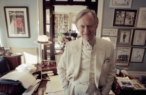The genius of Tom Wolfe's white suits