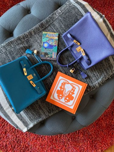 CC 35: A CFO and Her $140,000 Hermès Collection