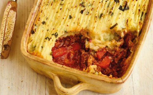 Traditional shepherd's pie recipe - perfect for all the family