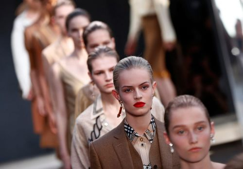An Early Look at How Riccardo Tisci's Burberry Is Performing on Instagram
