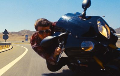 Watch Tom Cruise Majorly Fail on High-Flying Stunt for Latest Mission Impossible