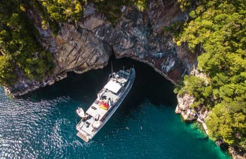 Be in to win a Pure Salt wilderness adventure cruise, valued at $3600