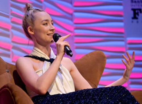 Saoirse Ronan Wears Chanel Like the Rest of Us Wear Pajamas