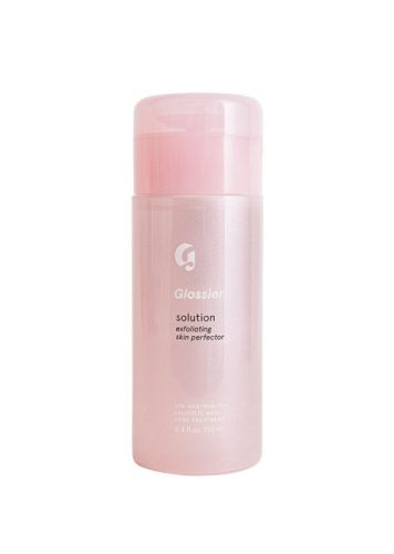 Glossier's First-Ever Acne Product is a 'Skin-Perfecting' Liquid Exfoliator