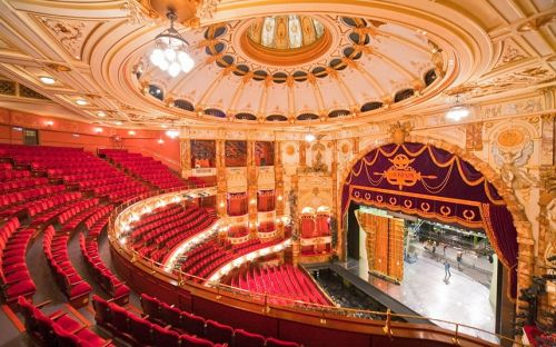 10 beautiful UK theatres you must visit in your lifetime