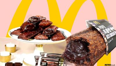 We want these McDonald's molten chocolate pies in the UK