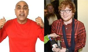 Ed Sheeran might feel nauseous after hearing Baba Sehgal's version of Shape of You