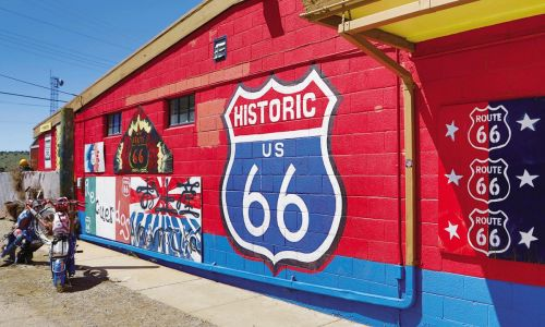 Highway to heaven: USA's Route 66 in pictures