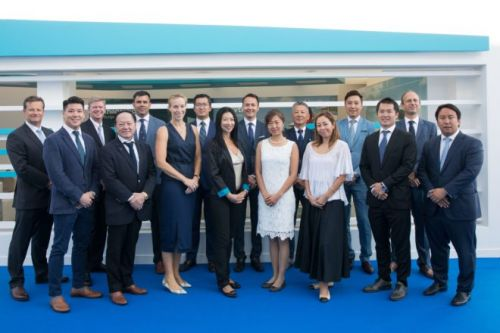 Burgess Builds Asia Dream Team of Superyacht Specialists