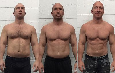The Workout That Helped This 42-Year-Old Guy Sculpt His Six Pack Abs