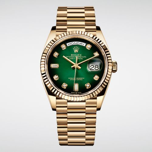 Dazzling With the the Rolex Oyster Perpetual Day-Date 36