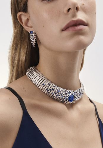 The Second Louis Vuitton High Jewellery Collection is an Exploration of Cosmos