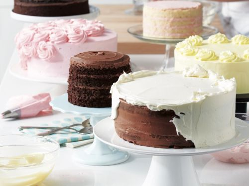 7 Rules For Baking The Perfect Cake