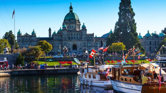 Why Foodies Should Visit Victoria, British Columbia
