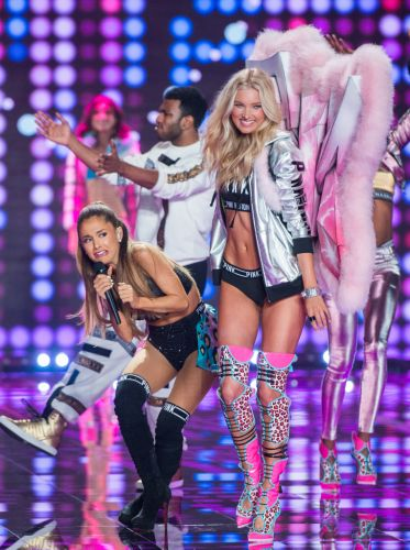 Ariana Grande Made the Shadiest Dig at Victoria's Secret on Her New Album