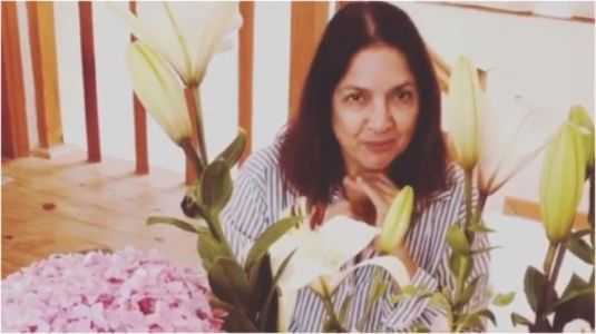 Neena Gupta thanks fans for birthday greetings and wishes in new video. Watch