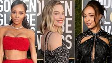 See All The Best Dressed Celebs On The Golden Globes Virtual Red Carpet