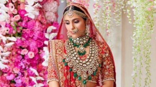 Shloka Mehta is stunning bride in unseen pictures from her wedding