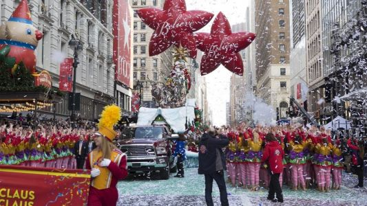 Thanksgiving Day Parade 2017: What time to watch and who has the best line-up