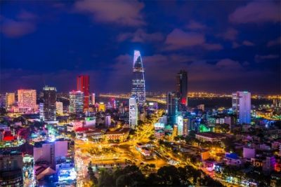 Ho Chi Minh by Night