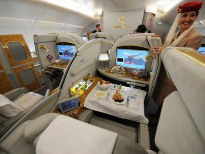 Travel Like a Billionaire in These Business Class Cabins