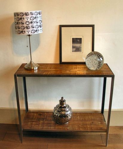 50 Fresh Industrial Style Console Table Graphics