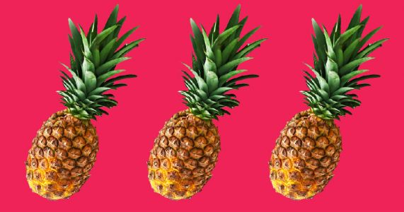Attention millennials: Avocados are out, pineapples are in
