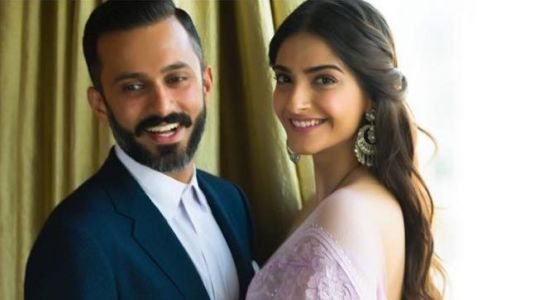Sonam Kapoor and Anand Ahuja fly off to Milan Fashion Week together