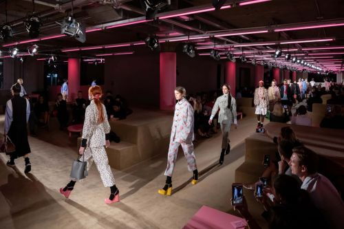 Miuccia Prada Brings a Lovely Lightness to Her Pretty, Practical Resort 2020 Collection