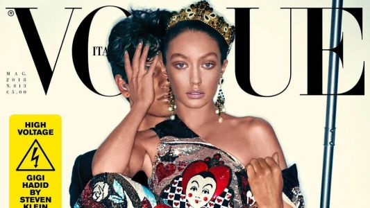 Gigi Hadid Apologizes Amidst Blackface Magazine Cover Accusations