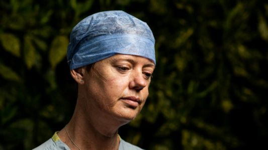 Portraits Of B.C.'s Frontline Health Care Workers