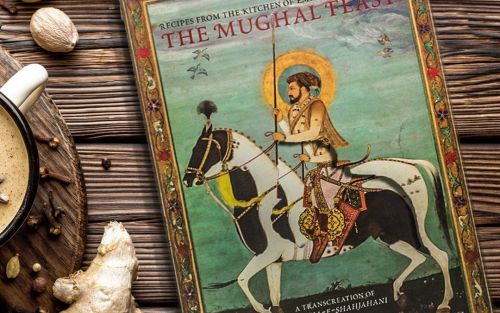 The Mughal Feast is a beautiful new book chronicling recipes from Shah Jahan's time