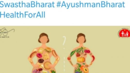 Ministry of Health trolled for 'healthy vegetarian diet'; deletes tweet
