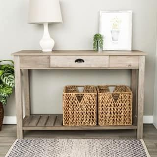 48 Best Of 48 Inch Console Table Pics