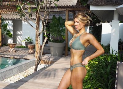 Fitness blogger Anna Victoria urges people to stop feeling guilty for cheat days