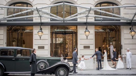 Celebrate your wedding in the heart of Paris at The Peninsula