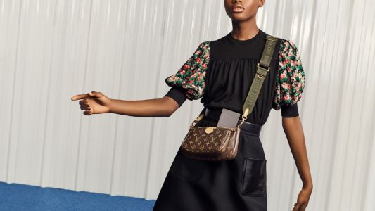"Louis Vuitton's new bag, a ""chilli crab"" capsule collection, and more fashion news"