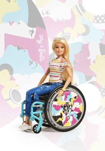 Barbie Launches New Limited-edition Wheelchair Accessories