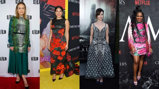 This Week's Best Dressed Celebrities Went All-Out in Bold Patterns